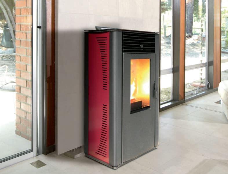Limpieza y mantenimiento de Estufas y calderas Biomasa